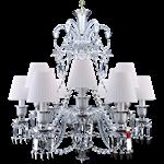 zenith chandelier 12l
