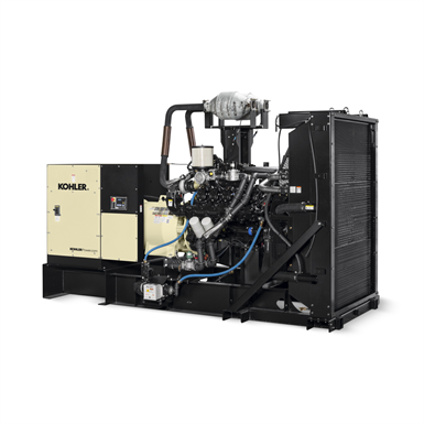 400RZXD, 50 Hz, Natural Gas, Industrial Gaseous Generator