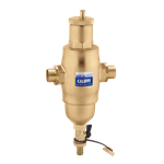DISCALDIRT® Air and Dirt Separators (Brass) - NA Market
