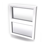 Intakt inward opening window 2+1 glass 2-light with transom Top Sidehung or Kippdreh with bottom Fixed leaf