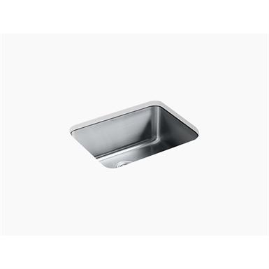 "undertone® preserve® preserve™ 23"" x 17-1/2"" x 9-1/2"" medium under-mount single-bowl kitchen sink"