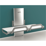 Astor Invincible Robust Wall Mounted Changing & Showering Table