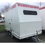 city 4d construction trailer