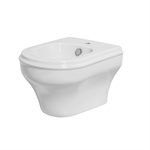 Charme wall-hung no hole bidet.