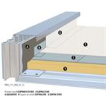 cool roof - soprastar flam on steel deck