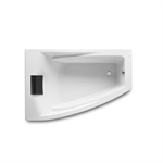 HALL 1500x1000 LH Acrylic hydromassage bath