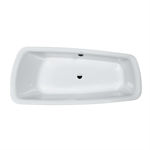 PALOMBA COLLECTION Bathtub, drop-in version 1800 x 800 mm
