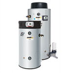 "U.H.E. ""Ultra High Efficiency"" - Commercial Water Heater - 119 Gallons"