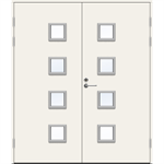 Exterior Door Function F2090 W82 Double