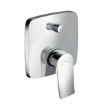 Metris Single lever bath mixer for concealed installation 31454000