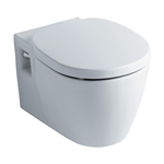 concept wall mounted wc pan