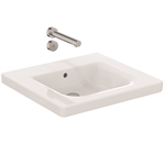 EDIT ASSIST BASIN 60X55 WHITE NTH