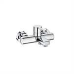 NAIA Wall-mounted bath-shower mixer