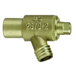 15mm Solder Drain Off Cock - Heavy (Type A) 31150