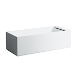 KARTELL BY LAUFEN Bathtub 1760 x 760 mm
