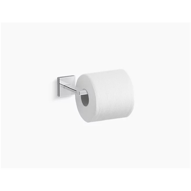 square toilet paper holder