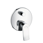 Metris Single lever bath mixer for concealed installation 31493000