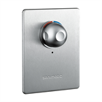 Inwalltouch, Shower control for concrete installation, stainless steel