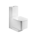ELEMENT Close-coupled WC with dual outlet