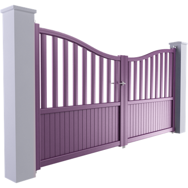 harmony line - dupuy swinging gate model