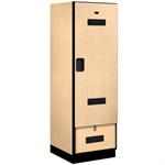 30000 Series Designer Wood Gear Lockers