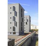 façade zinc - profil à emboîtement vmzinc