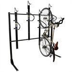 Vertical Rack, 3/4/6/8 Bike Capacity