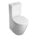 concept cube delay fill 4/2.6 litre valve cistern bottom supply