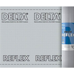 DELTA®-REFLEX - Air and vapour barrier 0.25mm