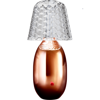 Candy Light Lamp Copper
