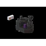 kessel-twin lifting station 11043 aqualift f xl 3000w-s3 200l cast valve