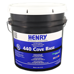 HENRY® 440 Cove Base Adhesive