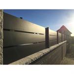 Clôture Brise-Vue aluminium