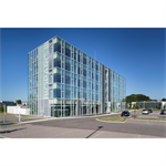 curtain wall - kadrille aa110 65mm drainage by volume glassware