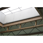 Radius Pitched Profile Open-Web Trusses, Red-L™