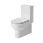 Nuvola close coupled Wc wall/floor trap.
