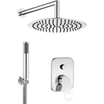 Cynia Cascada concealed shower set