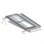 lamilux flat roof exit comfort solo