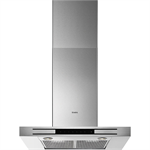 AEG Chimney Design Hood Backstein P10 70 Stainless Steel