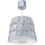 tuile de cristal chandelier small size piccadilly