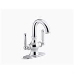 capilano® monoblock bathroom sink fauce