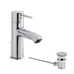 Cosmo Eco Single lever Wash-basin mixer with pop-up waste