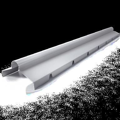 Double ridge with flange  DP2  model 40