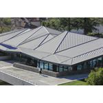 couverture vmzinc-toiture compacte à joint debout