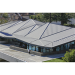 vmzinc roofing - compact standing seam roof