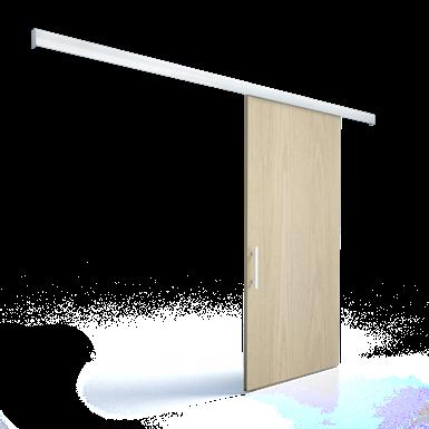 SAF 120A-300-3 (L = 3m) - pour portes en bois 120kg