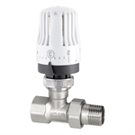 Poker thermostatic  straight for steel pipe