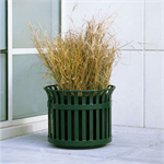 CityView Vertical Strap Planters