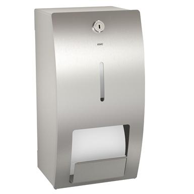 distributeur de papier toilette stratos