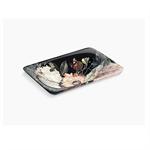 dutchmaster blush floral™ carillon® rectangle wading pool® vessel bathroom sink